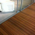 Dabema deck detail