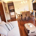 Dynasty villas Iroko flooring 5